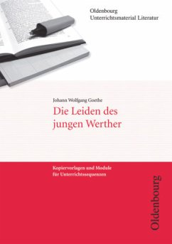 Johann Wolfgang Goethe, Die Leiden des jungen W...