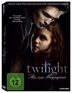 Twilight - Biss zum Morgengrauen, DVD-Video - Robert Pattinson/Kristen Stewart