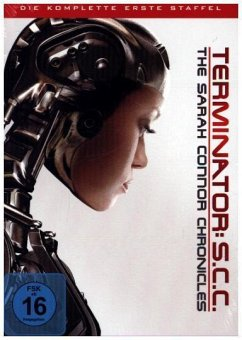 Terminator: Sarah Connor Chronicles - Season 1, 3 DVDs