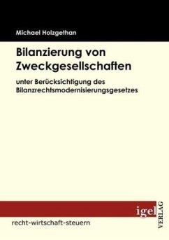 Bilanzierung von Zweckgesellschaften - Holzgethan, Michael