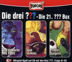 3er Box / Die drei Fragezeichen Bd.61-63 (3 Audio-CDs)
