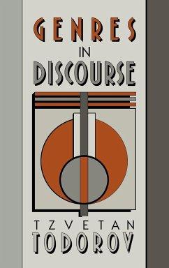 Genres in Discourse - Todorov, Tzvetan; Tzvetan, Todorov
