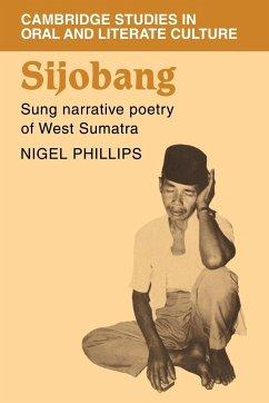 Sijobang - Phillips, Nigel