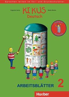 Arbeitsblätter 2, Kindergarten/Primarschule