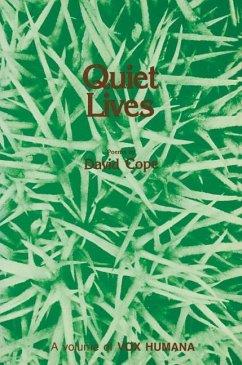 Quiet Lives - Cope, David