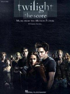Twilight - The Score, Piano Solo (advanced)