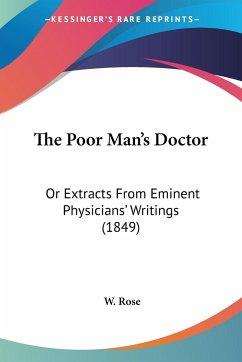 The Poor Man's Doctor