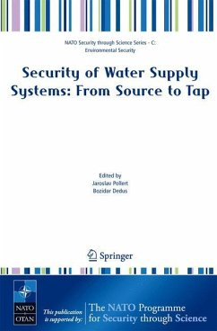 Security of Water Supply Systems: From Source to Tap - Pollert, Jaroslav / Dedus, Bozidar (eds.)