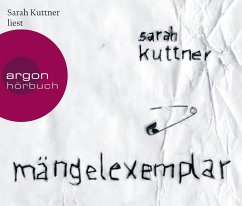 Mängelexemplar, 5 Audio-CDs - Kuttner, Sarah