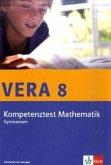 VERA 8 Mathematik Klasse 8 Gymnasium. Kompetenztest Arbeitsheft mit Lösungen