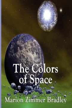 The Colors of Space - Bradley, Zimmer Marion