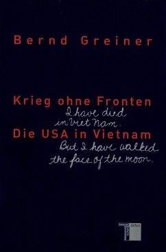 Krieg ohne Fronten - Greiner, Bernd