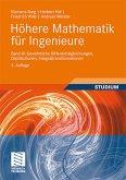 Höhere Mathematik für Ingenieure Band III