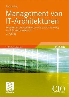 Management von IT-Architekturen - Dern, Gernot