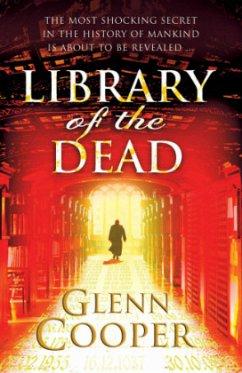 Library of the Dead - Cooper, Glenn