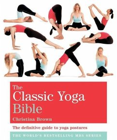 The Yoga Bible - Brown, Christina