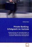 Private Banking: Erfolgreich im Vertrieb