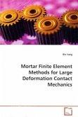 Mortar Finite Element Methods for Large Deformation Contact Mechanics