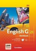 English G 21. Ausgabe B 4. Workbook mit CD-ROM (e-Workbooks) und Audios Online