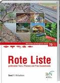Rote Liste gefährdeter Tiere, Pflanzen und Pilze Deutschlands 1