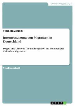 Internetnutzung von Migranten in Deutschland