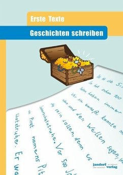 Geschichten schreiben - Wachendorf, Peter; Debbrecht, Jan