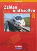 Zahlen und Größen 8. Schuljahr. Schülerbuch. Sekundarstufe I. Brandenburg