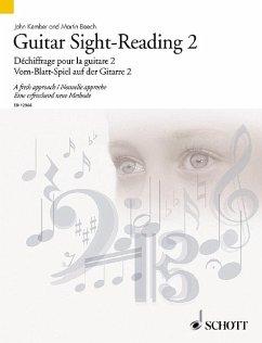 Vom-Blatt-Spiel auf der Gitarre Vol. 2