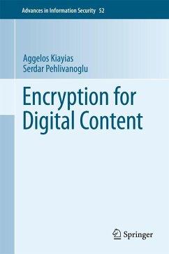 Encryption Mechanisms for Digital Content Distribution - Kiayias, Aggelos; Pehlivanglu, Serdar