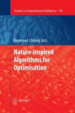 Nature-Inspired Algorithms for Optimisation - Chiong, Raymond (ed.)