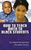 HT TEACH MATH TO BLACK STUDENT