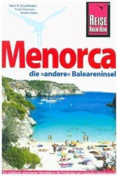 Reise Know-How Reiseführer Menorca, die unentde...