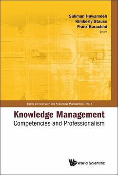 Knowledge Management: Competencies And Professionalism - Proceedings Of The 2008 International Conference - Franz, Barachini