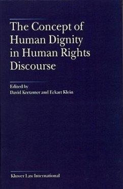 The Concept of Human Dignity in Human Rights Discourse
