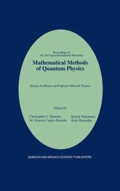 Mathematical Methods of Quantum Physics: 2nd Jagna International Workshop - Watanabe, K. (ed.)