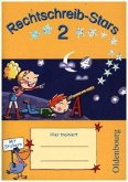 Rechtschreib-Stars 2. Schuljahr. Übungsheft