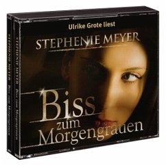 Bis(s) zum Morgengrauen, 6 Audio-CDs - Meyer, Stephenie