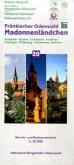 Topographische Freizeitkarte Hessen (1 : 20.000) - Fränkischer Odenwald, Madonnenländchen