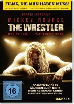 The Wrestler (DVD) - Rourke,Mickey/Tomei,Marisa