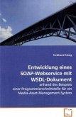 Entwicklung eines SOAP-Webservice mit WSDL-Dokument