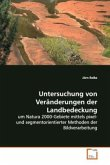Untersuchung von Veränderungen der Landbedeckung