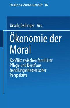Ökonomie der Moral