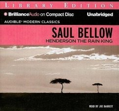Henderson the Rain King - Bellow, Saul