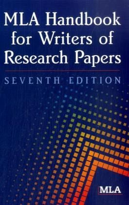 mla handbook for writers of research papers ebook Abebookscom: mla handbook for writers of research papers, 7th edition (9781603290241) by modern language association and a great selection of similar new, used and collectible books available now at great prices.