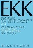 Evangelisch-Katholischer Kommentar zum NT / Korintherbrief 1