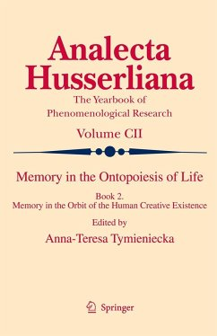 Memory in the Ontopoiesis of Life