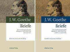 Anfang 1773 - Ende Oktober 1775 - Kurscheidt, Georg / Richter, Elke (Hrsg.)