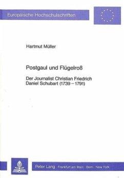 Postgaul und Flügelross - Müller, Hartmut