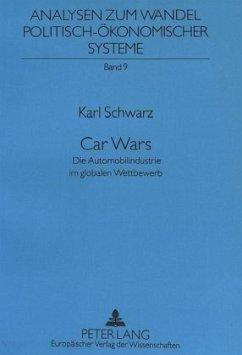 Car Wars - Schwarz, Karl