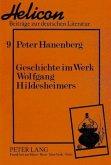 Geschichte im Werk Wolfgang Hildesheimers